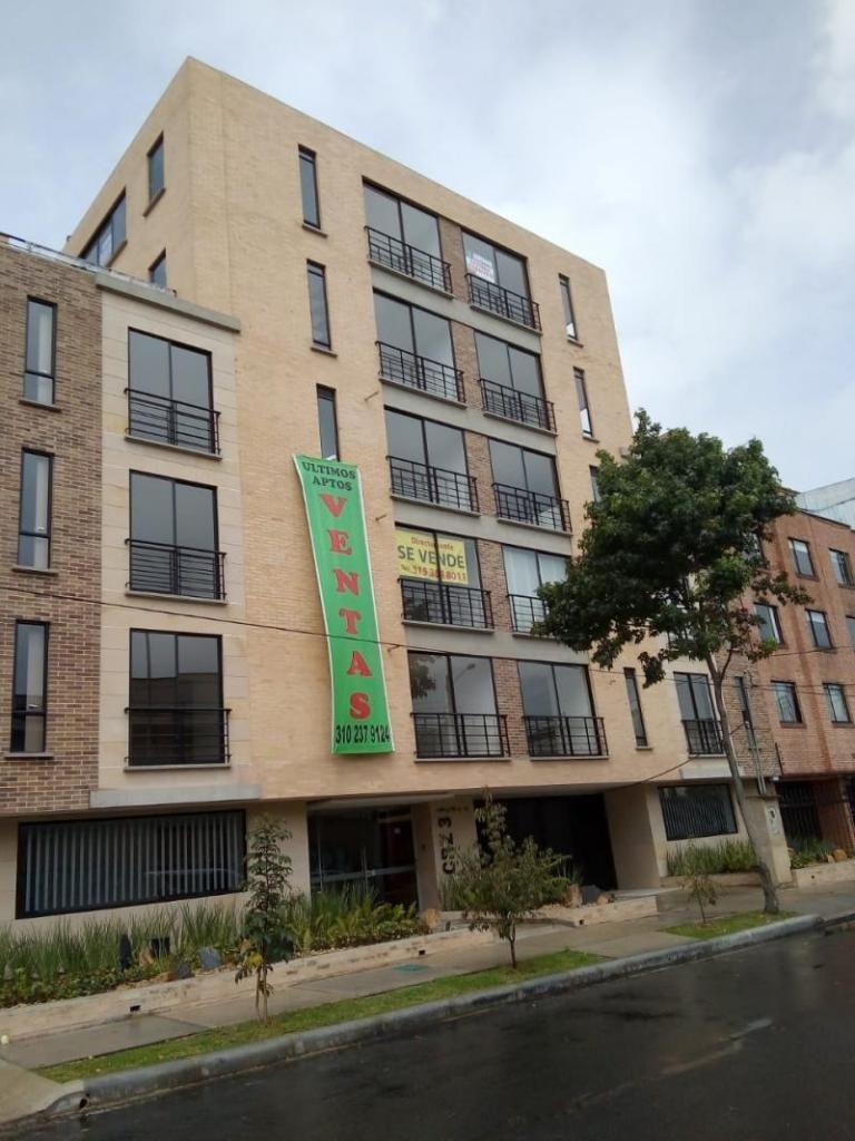 Apartamento En Arriendo En Bogota La Soledad-Teusaquillo Cod. ABAAV2477