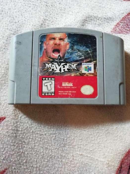 Caset Nintendo 64