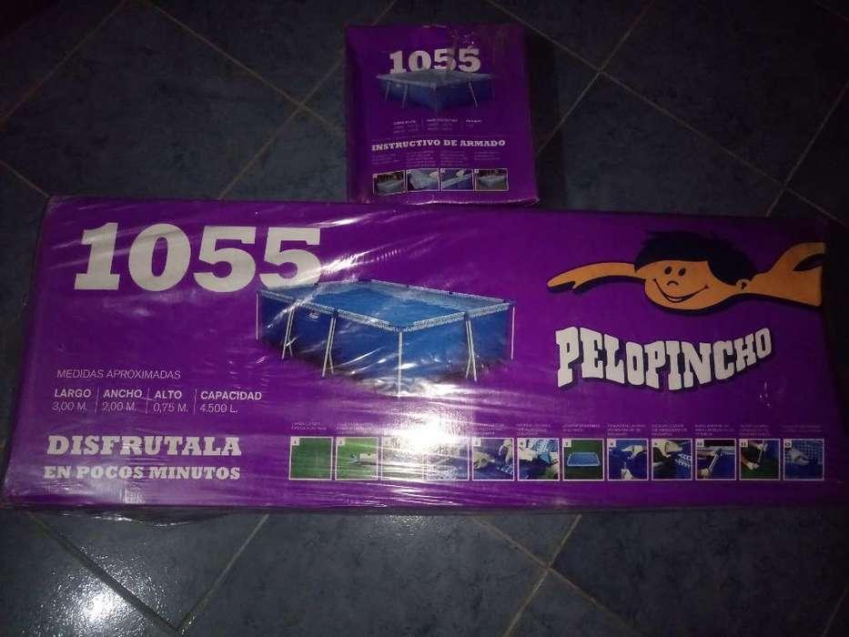 Pileta Pelopincho Mod.1055 Nueva sin Uso
