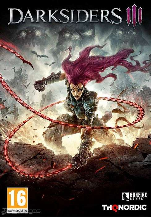 Juegos Pc Darksiders 3