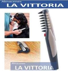 Cepillo cortador para mascota