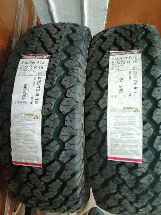 Neumáticos 235 75r15