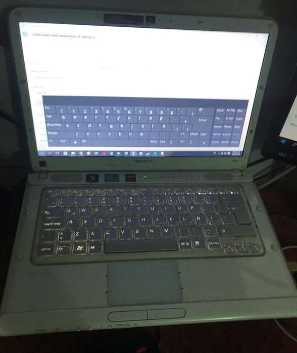 Vendo Portatil Sony Vaio