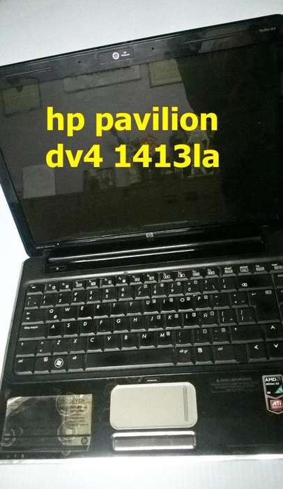 Notebook Hp Pavilion Dv41413la repuestosmotherdisplay Ok