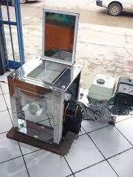 FABRICANTE MAQUINA heladera con motor gasolinero
