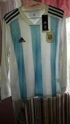 Camisetas de Argentina\ Mangas Largas