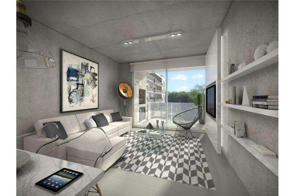 3 ambientes con balcón, Belgrano R
