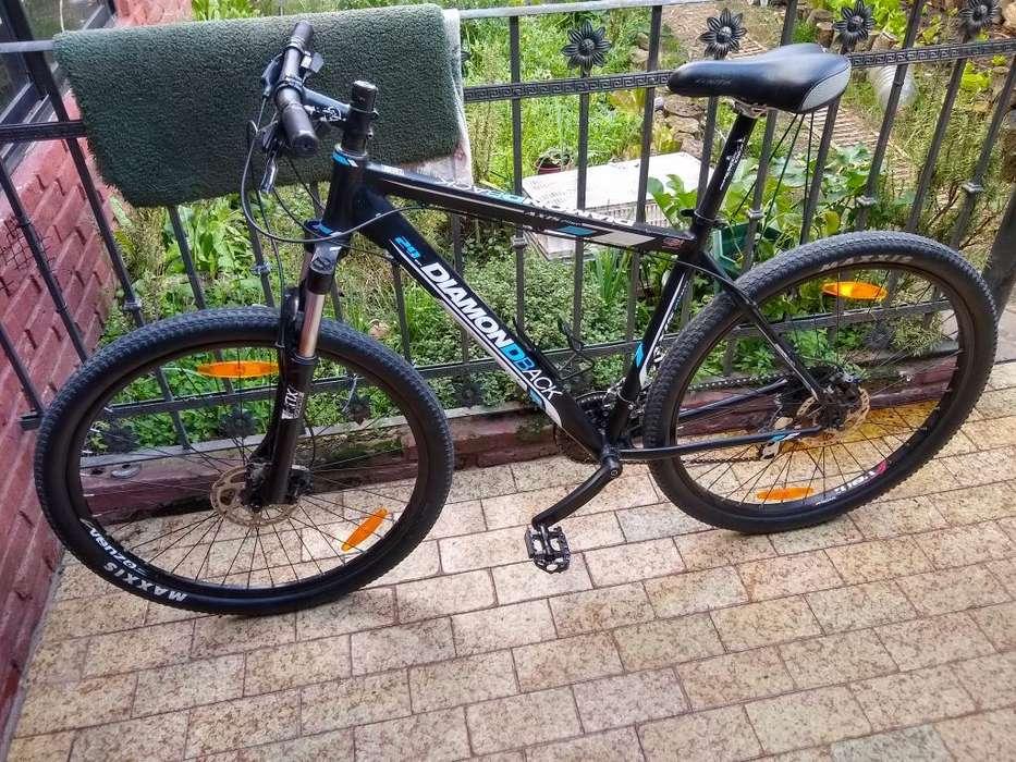Bici Mtb Diamondback