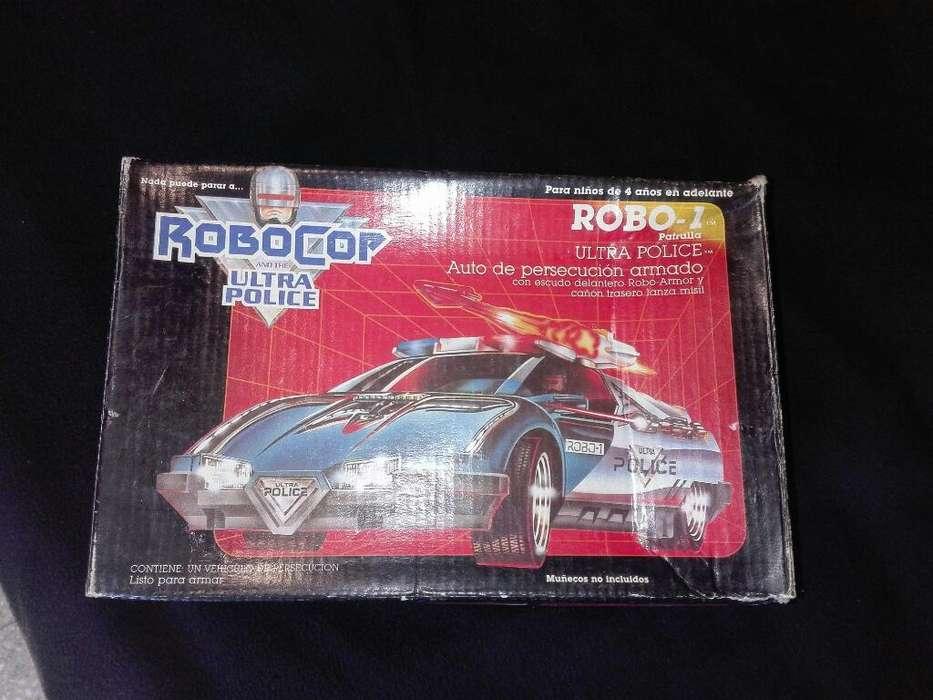 Patrulla Robocop