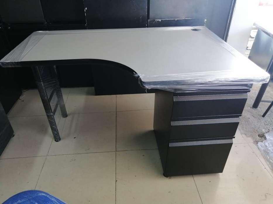 <strong>escritorio</strong> Modular Tipo Semiele Excelent