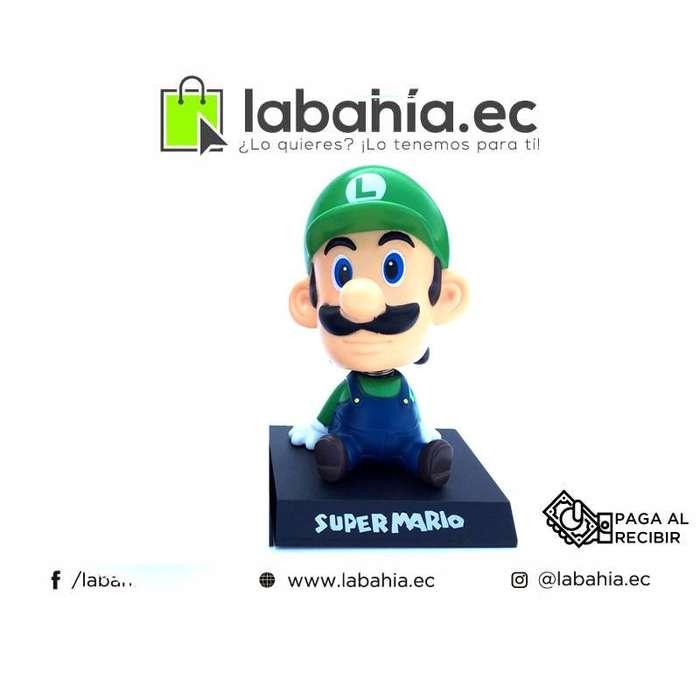 Muñeco De Colección Luigi