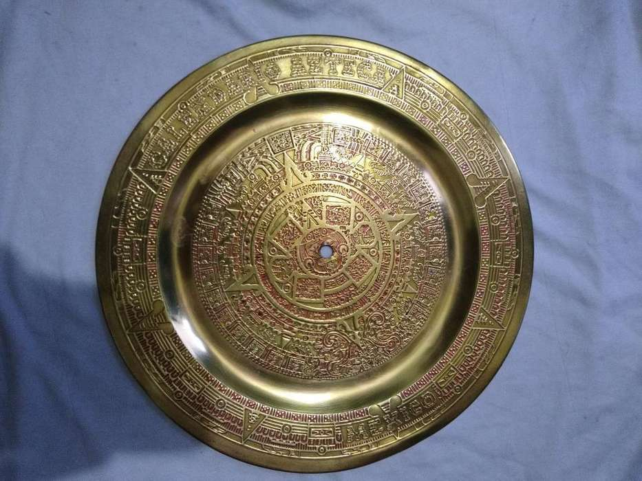 Vendo Calendario Azteca en Bronce