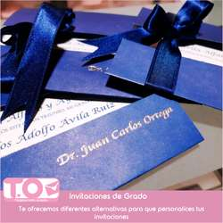 INVITACIONES Y PAPELERIA CREATIVA