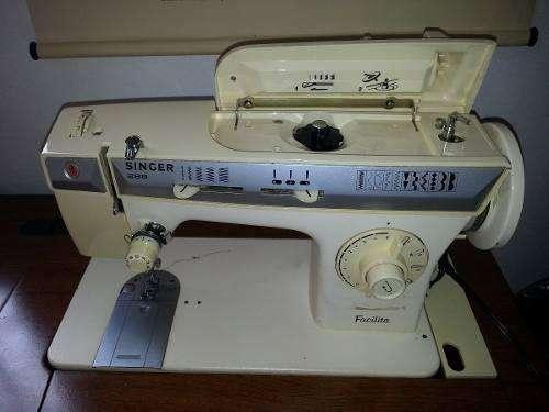 maquina de coser Singer 288 - en buen estado completa