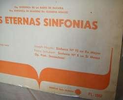 Disco De Vinilo L P Joseph Haydn Sinfonias 88 Y 93