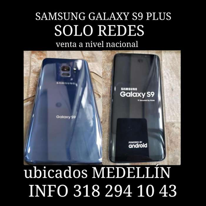 Samsung S 9 de 64gb