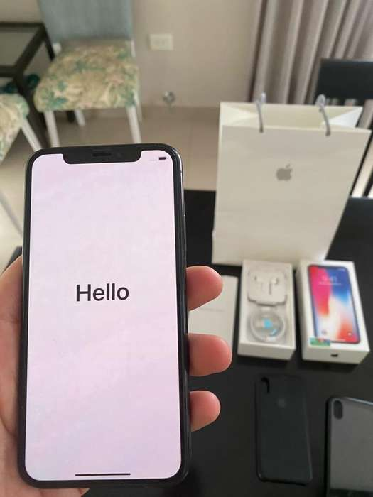 iPhone X 64 GB IMPECABLE extras