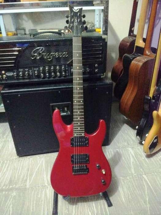 Guitarra Electrica Dean Vendetta Xm Usada.