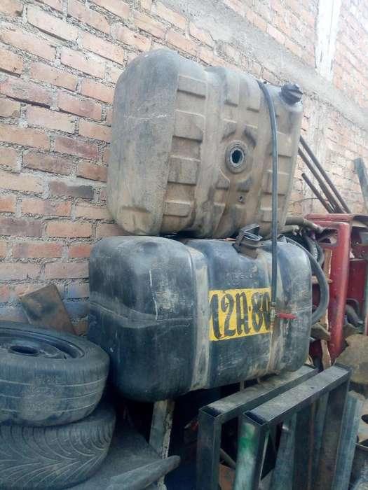 Tanque Combustible Fmx Y Iveco Ok