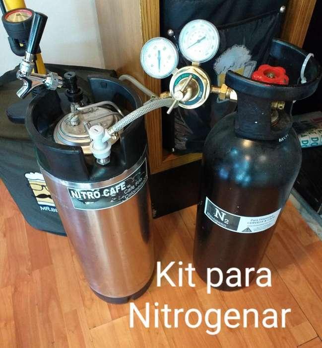 Cafe Nitrogenado