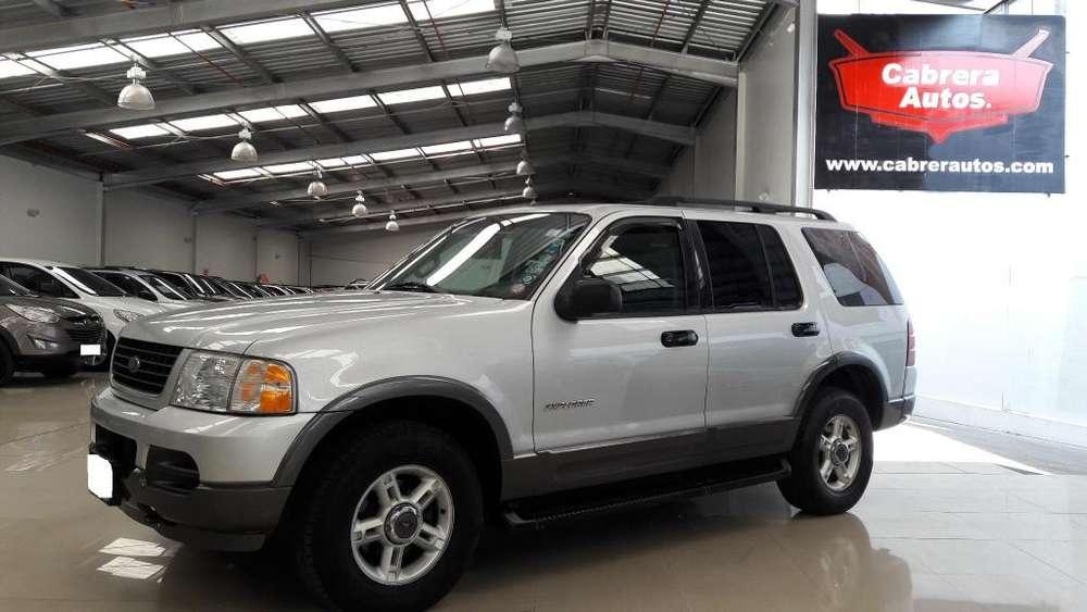 Ford Explorer 2003 - 260750 km