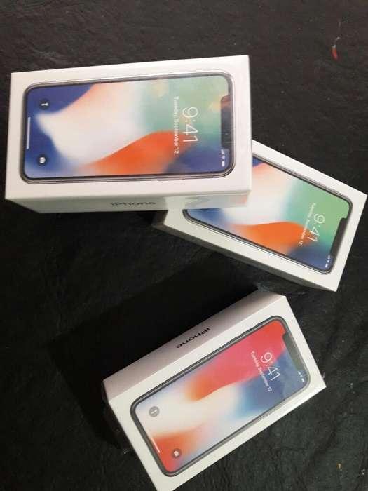 iPhone X . Nuevos Libre Caja Sellada.