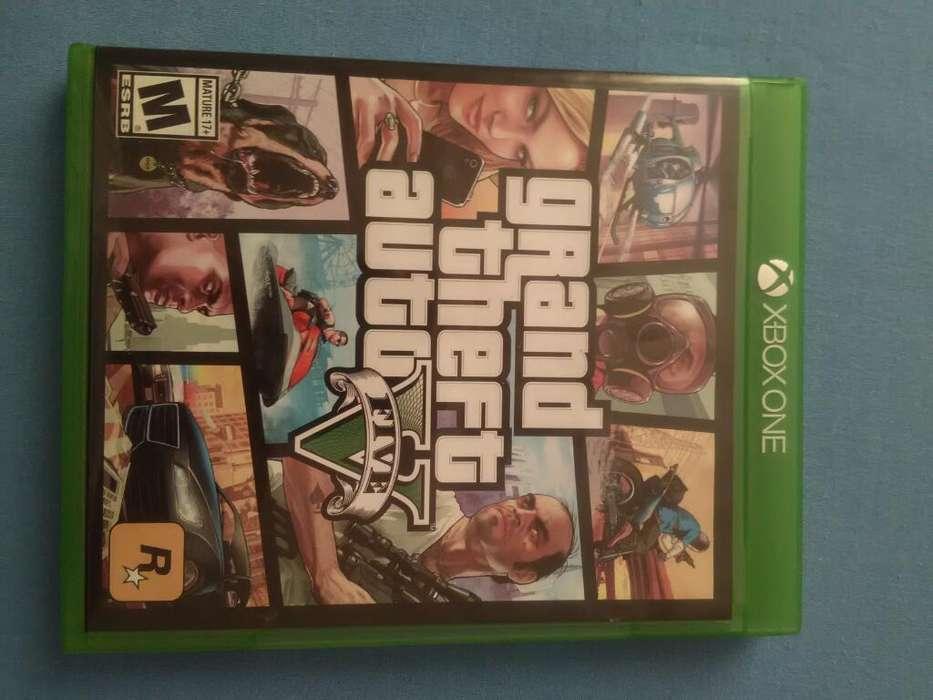 Gta V Xbox One Cambio