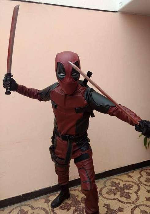 Deadpool Alquiler