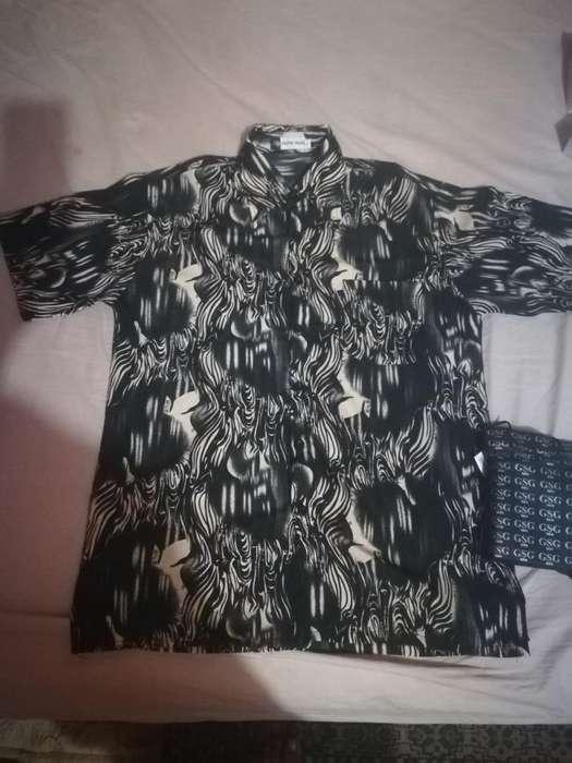 Camisa de Daniel Alfio