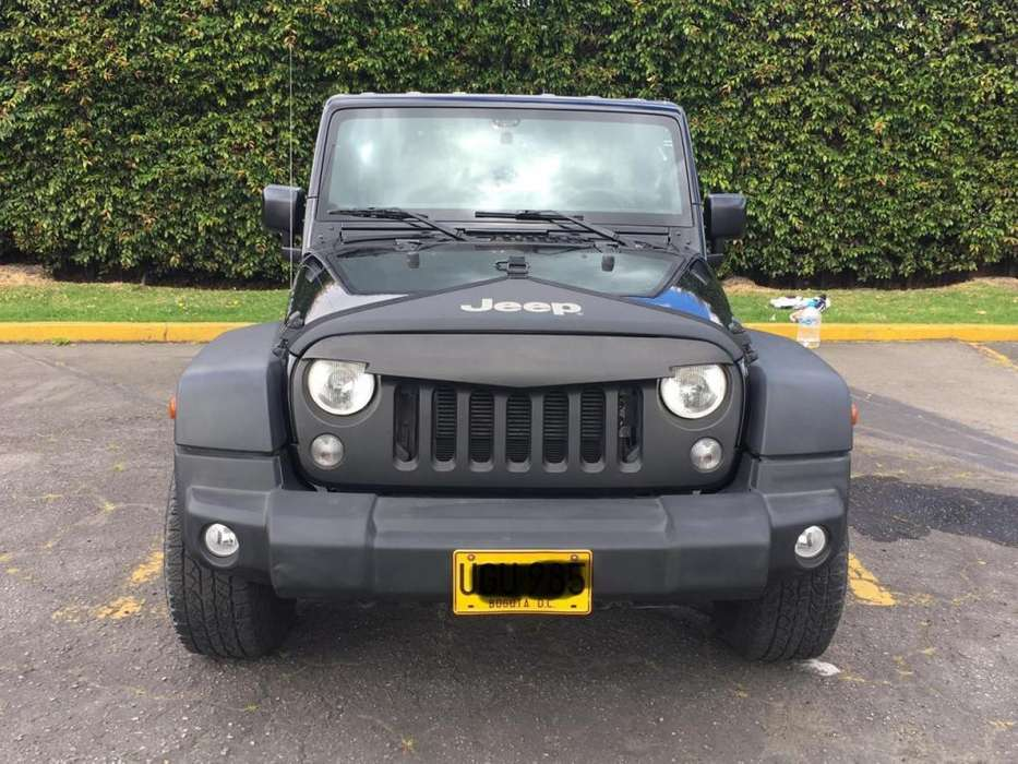<strong>jeep</strong> Wrangler 2015 - 29500 km