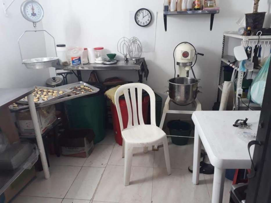 VENTA IMPLEMENTO DE PANADERIA EXCELENTE ESTADO3107993593