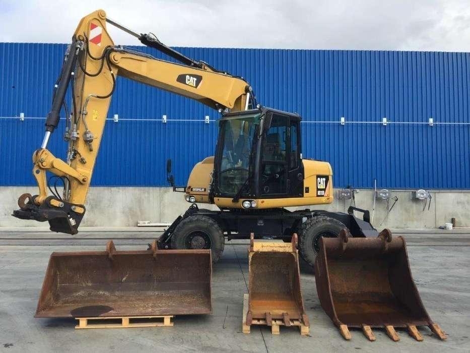 Excavadora Caterpillar Cat M 313D