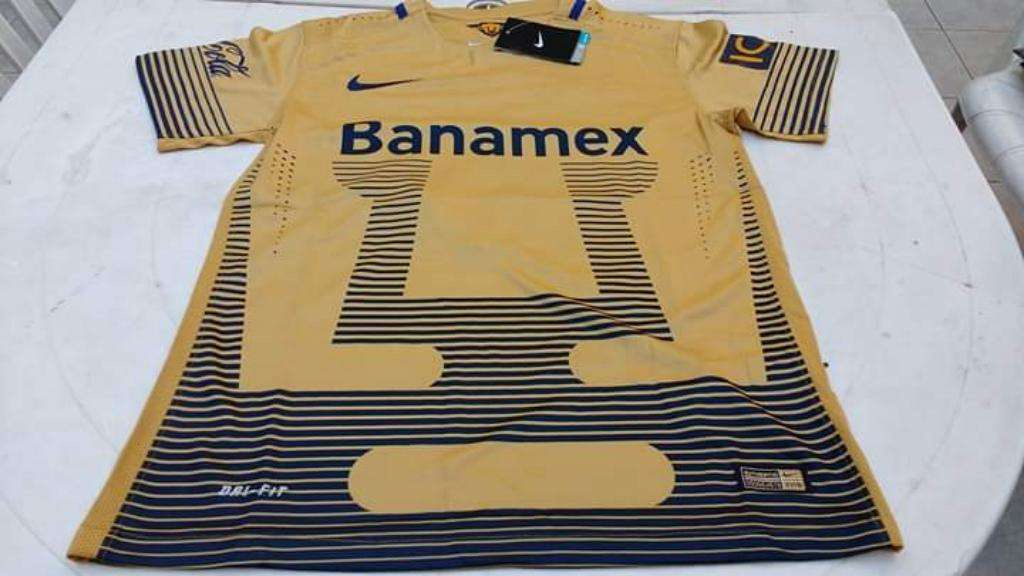Camiseta Pumas de Mexico