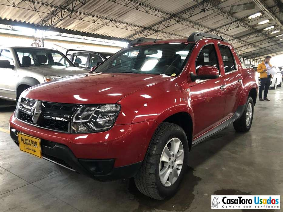 Renault Duster 2017 - 18824 km