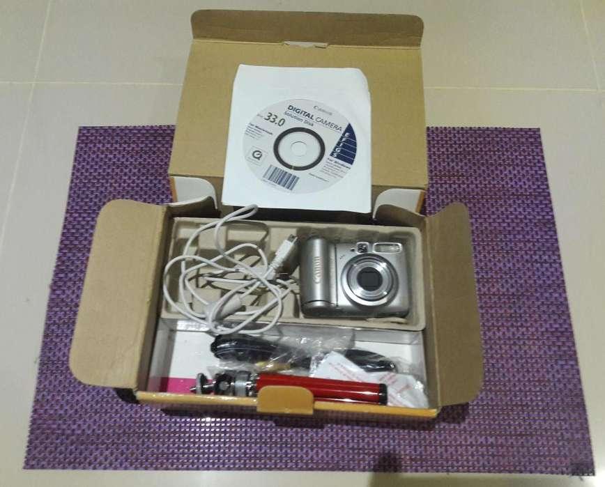 Camara Canon power shot A580 total funcional.