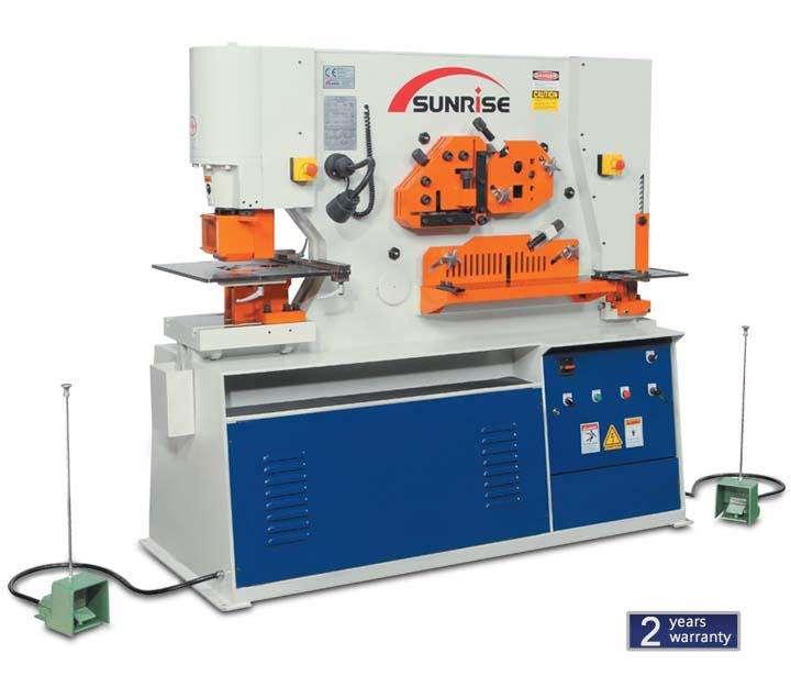 maquina multifuncion iron worker