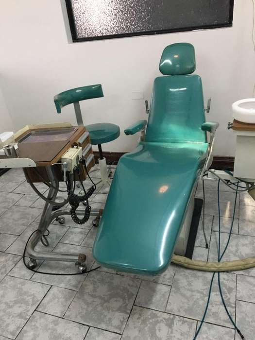 Vendo Equipo de Odontología Y Comppresor
