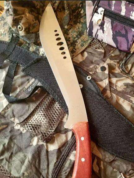 Cuchillo Machete Ox Head Kukri