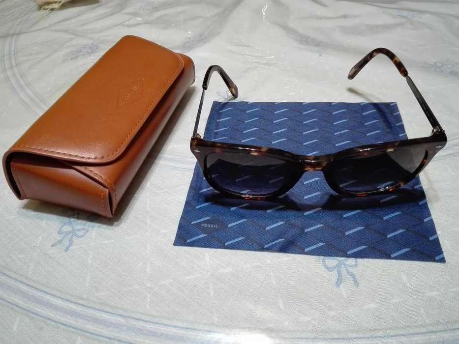 45c385f550 Hermosos y elegantes anteojos de sol marca <strong>fossil</strong>  originales