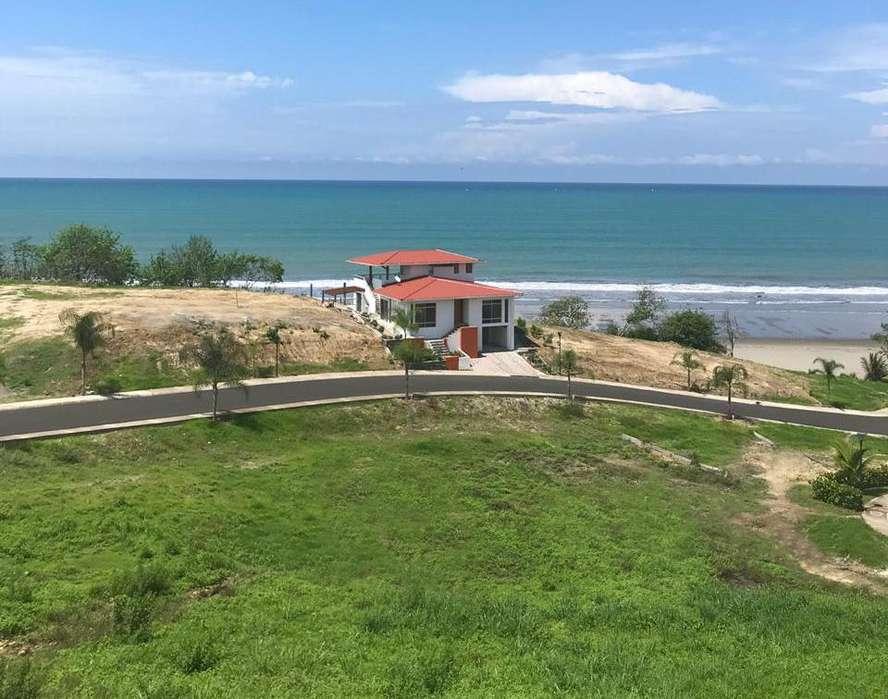 En Venta Hermosos Terrenos Urbanizados Frente Al Mar, Desde 300 m², Punta Don Juan, Jama, Manabi
