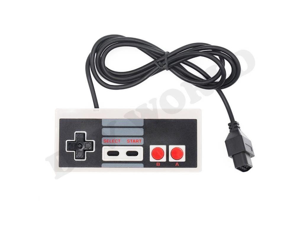 Control Nintendo Nes Antiguo Tipo Nintendo Nes Entertainment