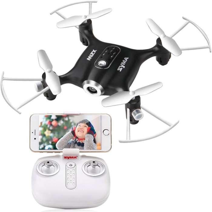 PRECIO SUPER ESPECIAL DRON SYMA X21W WIFI FPV ULTIMO DRON DISPONIBLE