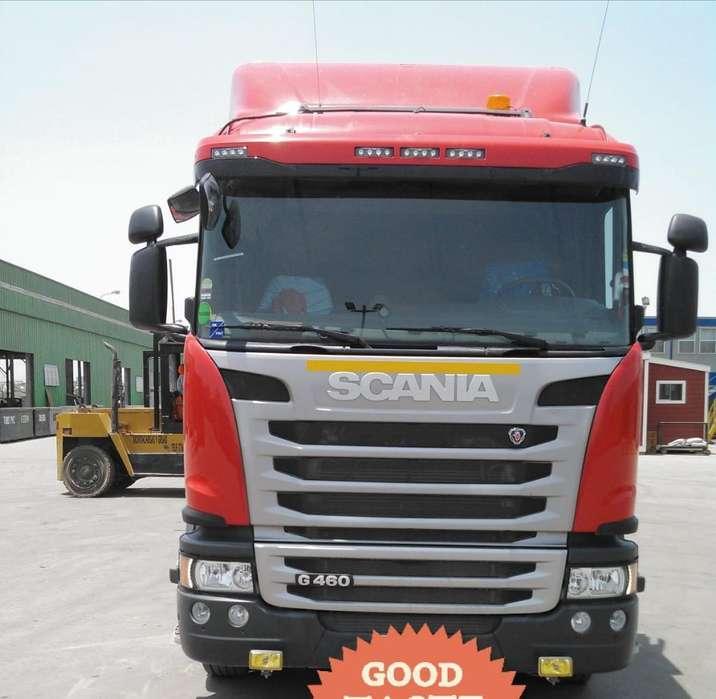 Scania en Ocasión