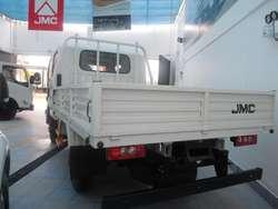 CAMIÓN JMC CABINA DOBLE CARRYING PLUS 2.0 TN