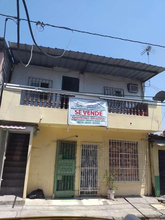 Casa Sur, 3 Departamentos Independientes