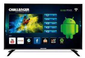 Challenger Smart Tv Usado 32