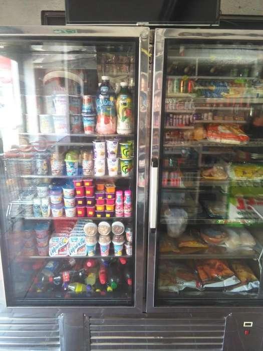 Vendo <strong>mobiliario</strong> de supermercado en excelente estado Cajica