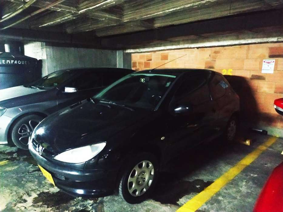 Peugeot 206 2008 - 110000 km