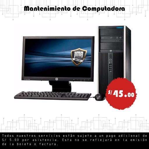 Servicio Técnico de Computadoras Hp Dell Todas las marcas