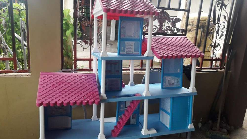 Casita de Barbie